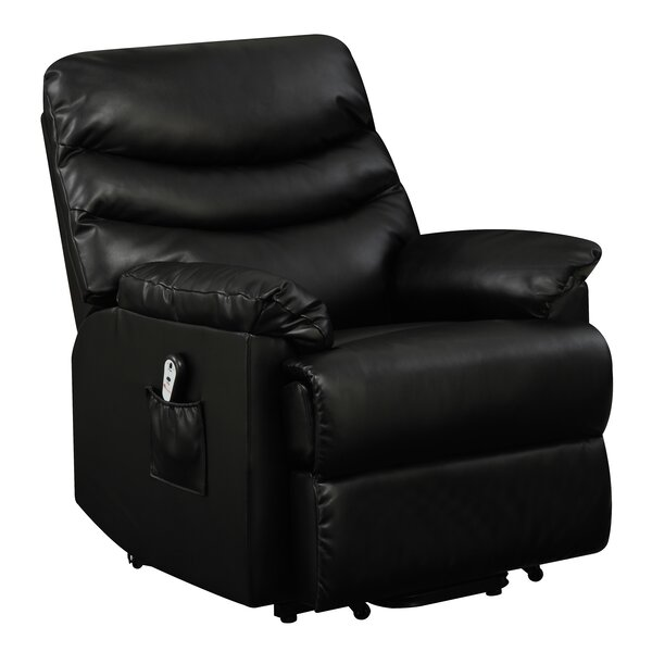 Leather Recliners Youu0027ll Love | Wayfair