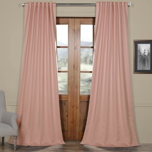 Light Pink Curtains