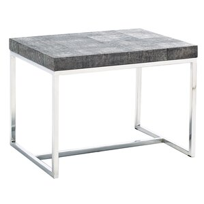 Metropolitan End Table by Reual James