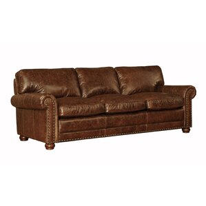 Genesis Leather Sofa by La..