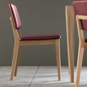 Lizz Upholstered Dining Chair (Set of 2) by YumanMod