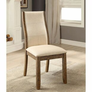 Rogerson Upholstered Dining Chair (Set of 2)