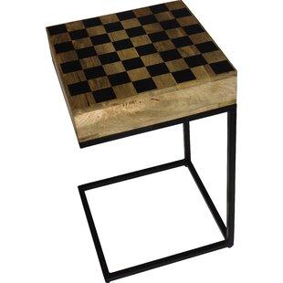 Bon Bulloch Checkerboard End Table