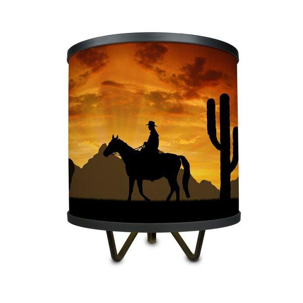 Cowboy Rustic Western Lamps
