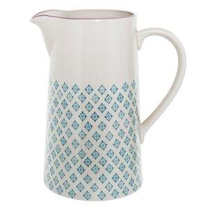 Patrizia Ceramic Pitcher