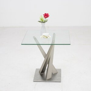 Catherina End Table by Orren Ellis