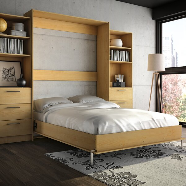 Wade Logan Lower Weston Murphy Wall Bed Amp Reviews Wayfair Ca