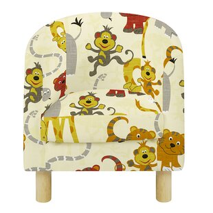 Jungle Party Tub Chair by Churchfield Sofa Bed