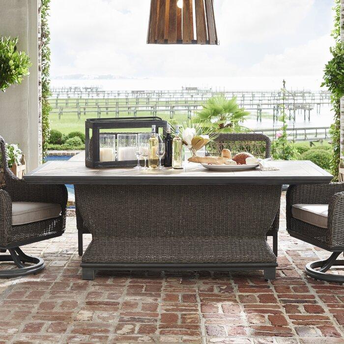 Paula Deen Home Dogwood Dining Table Wayfair
