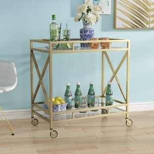 Alexio Bar Cart