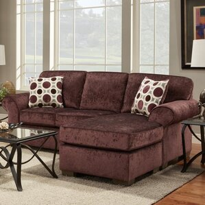 Radcliff Reversible Sectional by Red B..