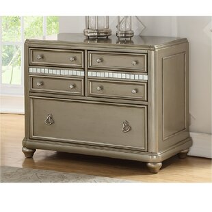 Lessing 3 Drawer Credenza