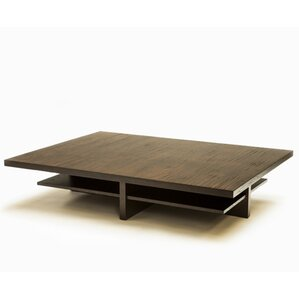 Bamboo Coffee Table by Serge De Troyer Colle..