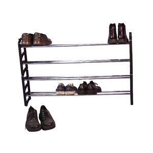 2-tlg. Schuhregal-Set von Home & Haus