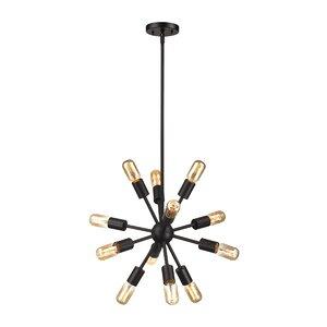 Kendall 12-Light Sputnik Chandelier