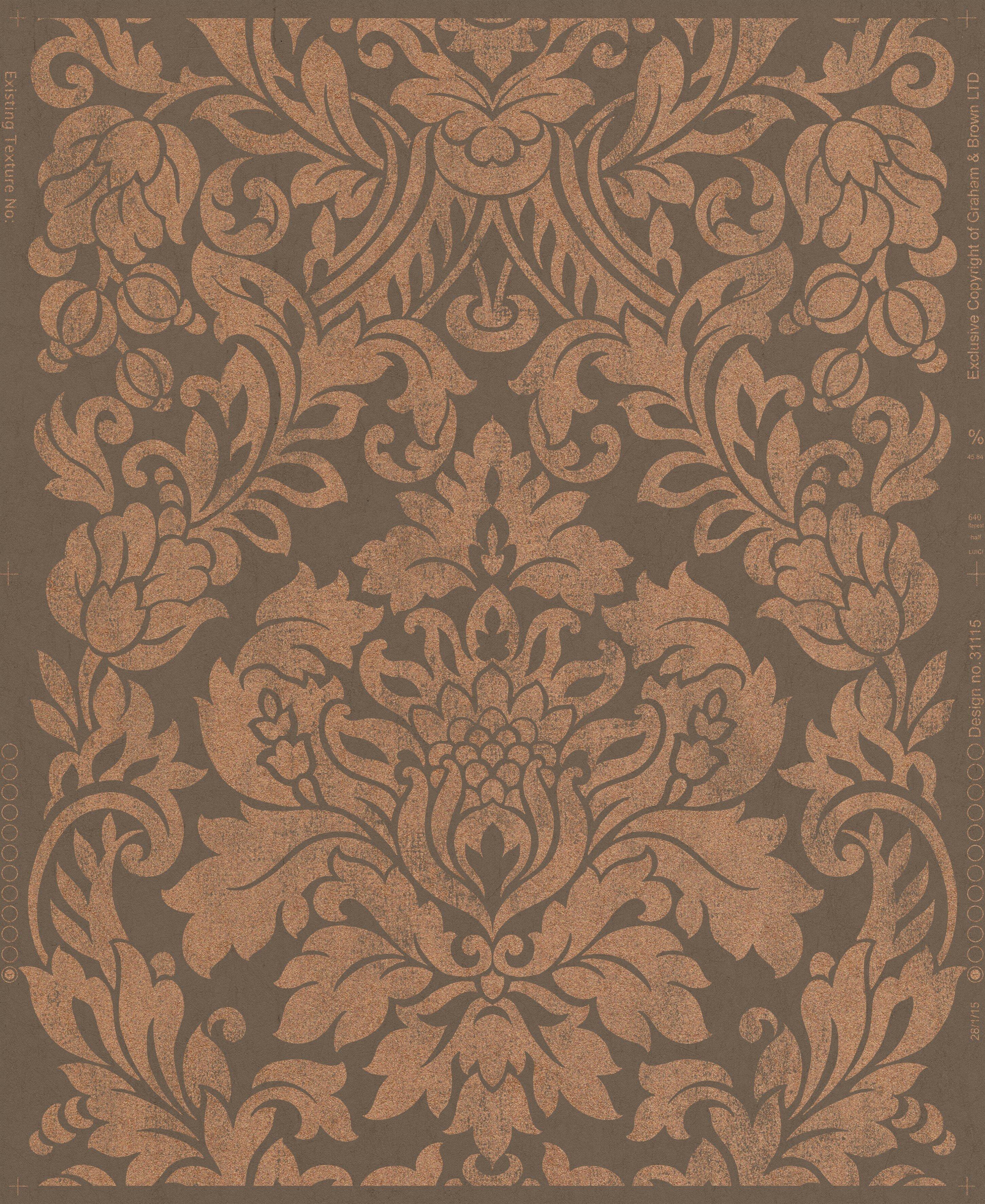 graham & brown artisan pearl gloriana metallic