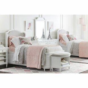 Clementine Court Panel Configurable Bedroom Set