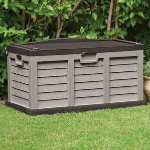 71 Gallon Plastic Deck Box