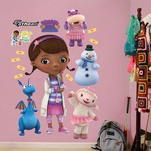 Disney Doc McStuffins Wall Decal