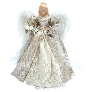 16 elegance angel tree topper