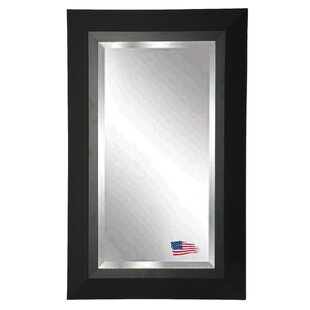 Rectangle Black Framed Wall Mirror