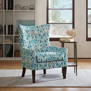 miles wingback chair