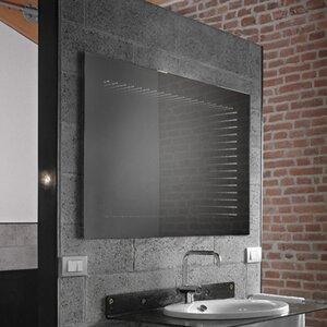 Badspiegel 3D Illusion von Ruke