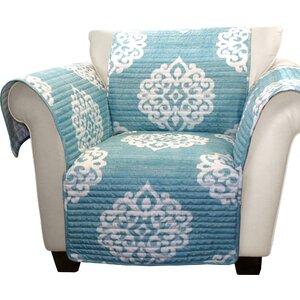 Stroudsburg Box Cushion Armchair Slipcover
