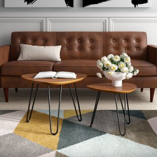 Triangle Coffee Table Wood.Triangle Coffee Tables You Ll Love In 2019 Wayfair