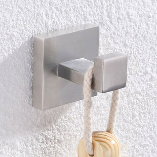 . Find the Perfect Modern   Contemporary Towel   Robe Hooks   Wayfair