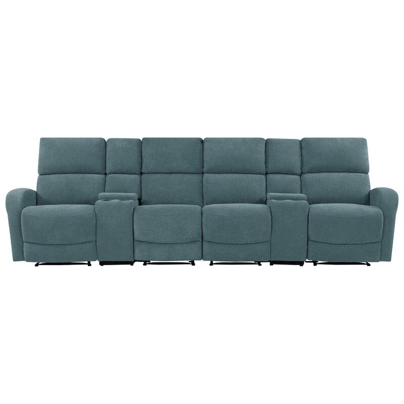 Red Barrel Studio Islam Modular Reclining Sofa Wayfair