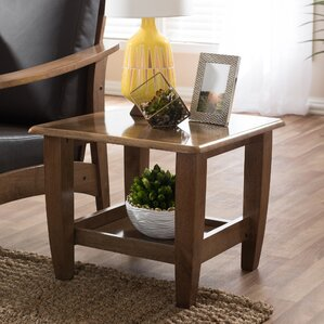 Baxton Studio End Table by..
