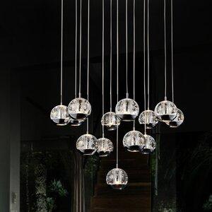 Perrier 13-Light Cluster Pendant