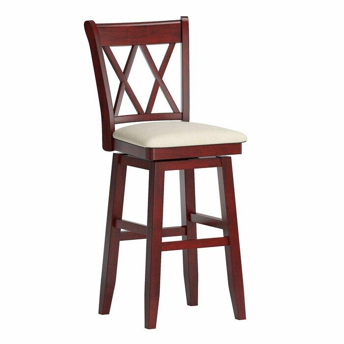 Outstanding Colasanto Adjustable Height Swivel Bar Stool Ncnpc Chair Design For Home Ncnpcorg