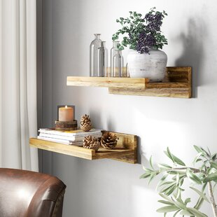 Floating Shelves You\'ll Love | Wayfair