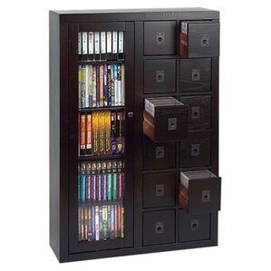 Shillington 12 Drawer Multimedia Cabinet by Three Posts