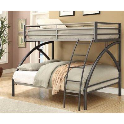 Armiead Bunk Twin Over Full Bed Harriet Bee