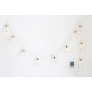 Garden 10-Light Globe String Lights