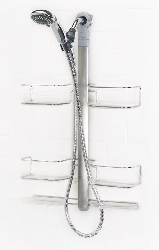 OXO Good Grips Hose Keeper Shower Caddy & Reviews | Wayfair