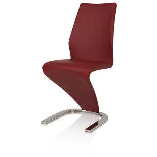 Saldivar Upholstered Dining Chair (Set of 2)