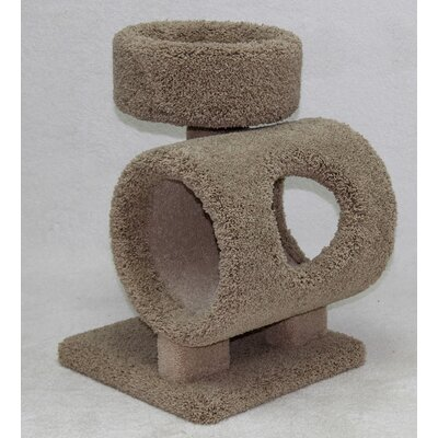 "24"" Kitty Play Center Cat Condo Beatrisepetproducts"