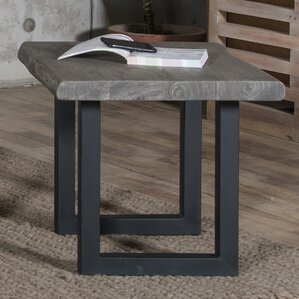 Varasteh End Table by Union Rustic