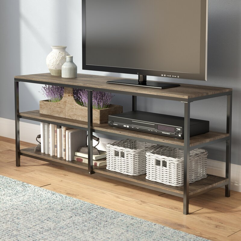 Forteau Tv Stand For Tvs Up To 60 Reviews Birch Lane