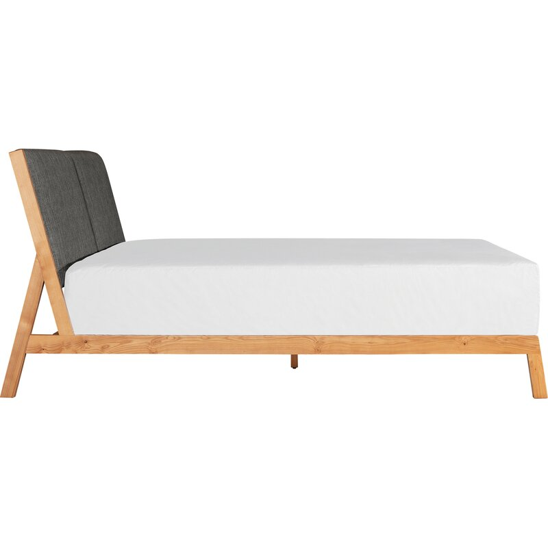 Babcock A Frame Upholstered Platform Bed Allmodern