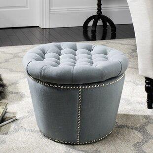 Andrew Storage Ottoman & Chair With Storage Ottoman | Wayfair