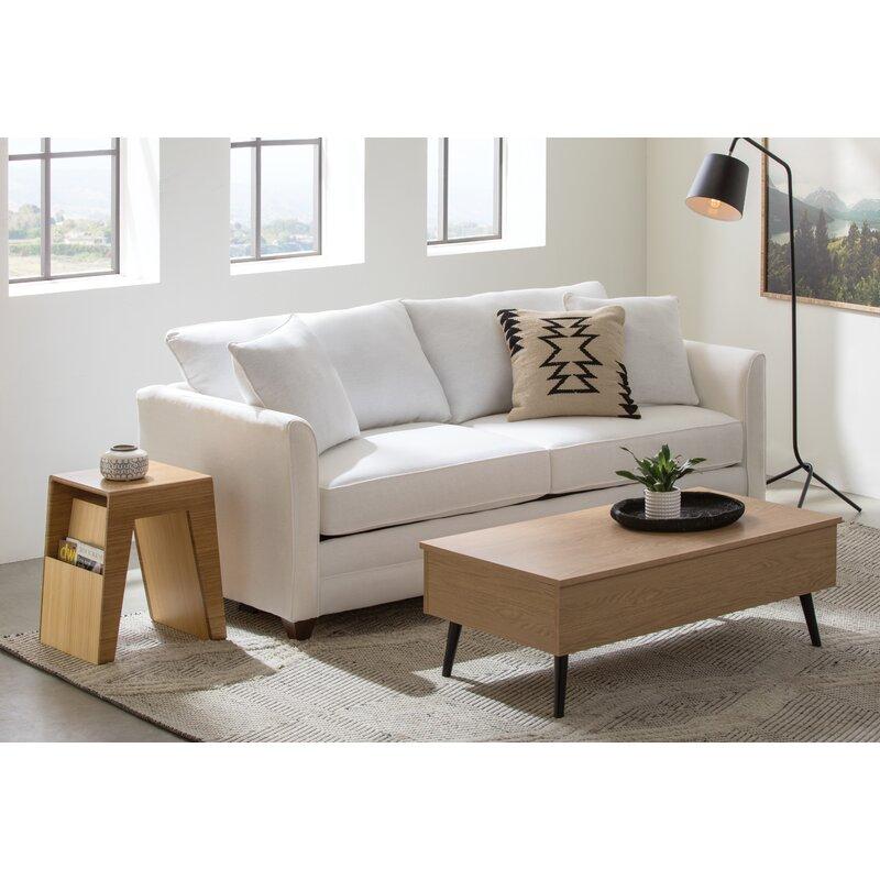 Wayfair Custom Upholstery Sarah Sleeper Sofa Amp Reviews