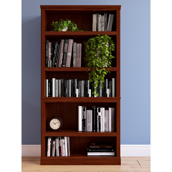 Three Posts Abigail Standard Bookcase Amp Reviews Wayfair