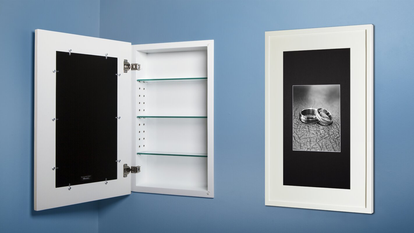 Medicine cabinet 14 x 24