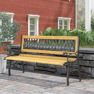 Boswell Teak Garden Bench