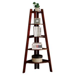 Contemporary Corner Shelf modern & contemporary corner shelf unit | allmodern